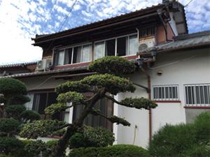 築50年以上の民家を女性専用シェアハウスに改築した例