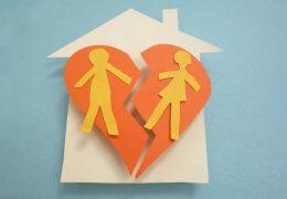 今や3組に1組が離婚の危機に!?ローンが残っている家をきれいサッパリ売却する方法