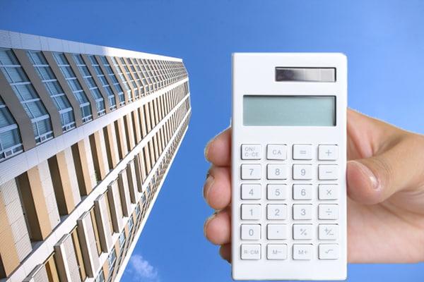 マンションの土地建物割合ってどう計算?簡単な確認方法も紹介
