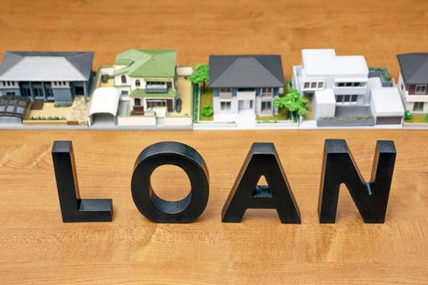 ローン 借り 担保 やすい 不動産