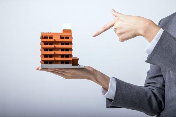 分譲マンションを賃貸に出す場合の7つの注意点 マンション模型